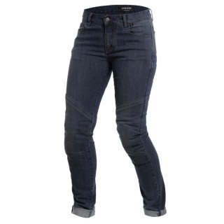DAINESE AMELIA SLIM JEANS - DARK DENIM
