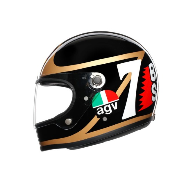 AGV X3000 BARRY SHENEE LIMITED EDITION - SIDE 2
