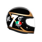 AGV X3000 BARRY SHENEE LIMITED EDITION - SIDE
