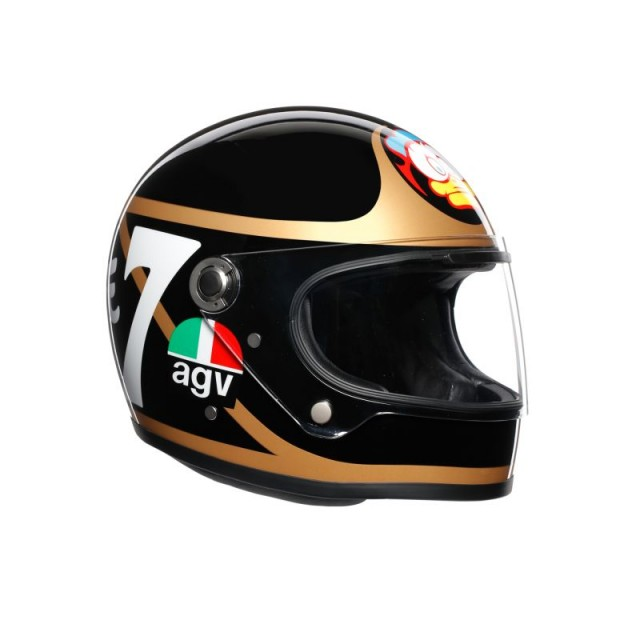 AGV X3000 BARRY SHENEE LIMITED EDITION