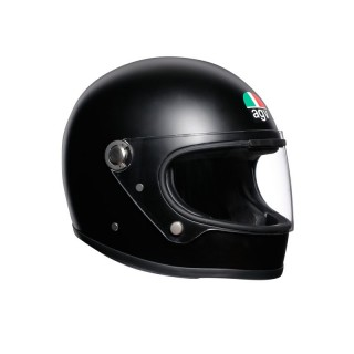AGV X3000 SOLID - MATT BLACK
