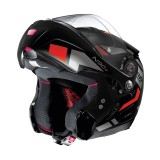 Nolan N90-2 Special N-Com Black Graphite M