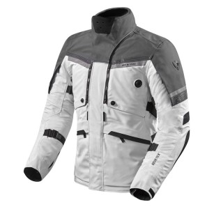REV'IT POSEIDON 2 GTX JACKET - SILVER-ANTHRACITE