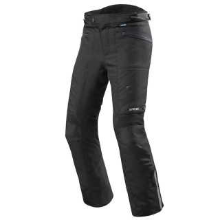 REV'IT NEPTUNE 2 GTX SHORT TROUSERS - BLACK