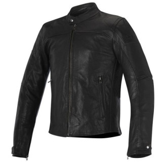 GIACCA ALPINESTARS BRERA AIRFLOW LEATHER JACKET