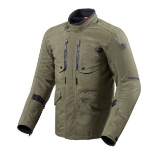 REV'IT TRENCH GTX JACKET - DARK GREEN