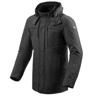 REV'IT WEST END JACKET - BLACK