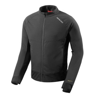 GIACCA TERMICA REV'IT CLIMATE 2 JACKET - BLACK