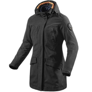 REV'IT JACKET METROPOLITAN LADIES - BLACK