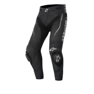 ALPINESTARS TRACK LEATHER PANTS - BLACK