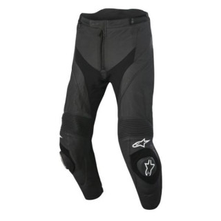 ALPINESTARS MISSILE AIRFLOW LEATHER PANTS - BLACK