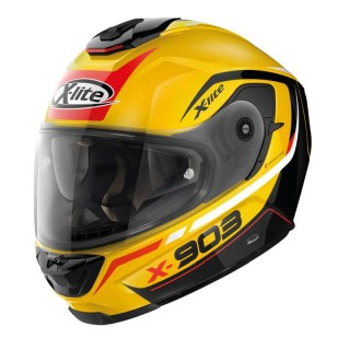 X-LITE X-903 ULTRA CARBON CAVALCADE - SPARK YELLOW
