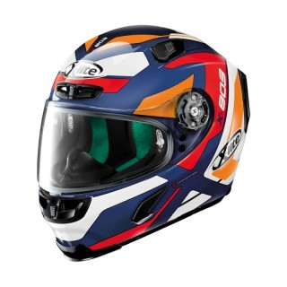 X-LITE X-803 MASTERY - IMPERATOR BLUE ORANGE RED