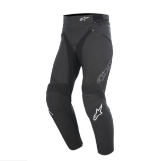 ALPINESTARS JAGG LEATHER PANTS - BLACK