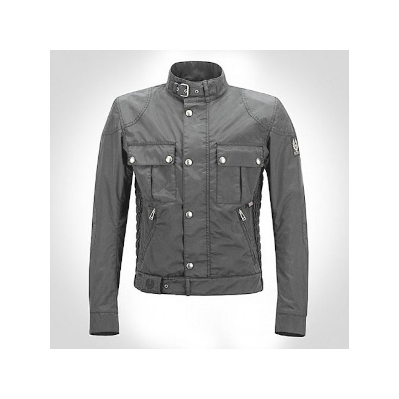 BELLSTAFF GANGSTER BLOUSON MAN - GREY