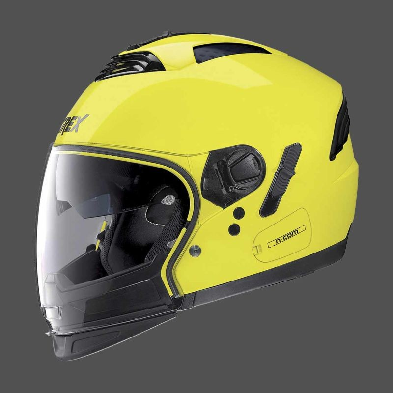 GREX G4.2 PRO KINETIC N-COM PAINTED - LED YELLOW