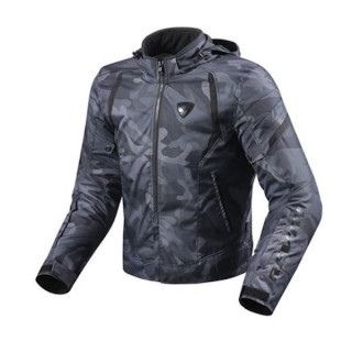 REV'IT JACKET FLARE - BLACK