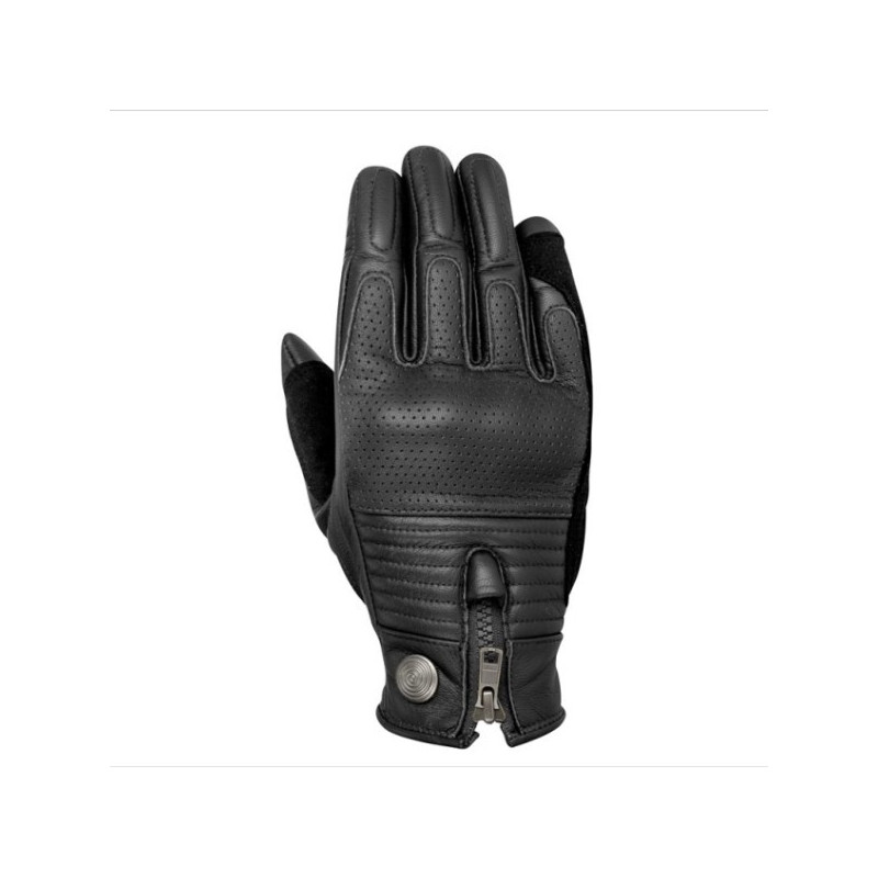 ALPINESTARS RAYBURN LEATHER GLOVE - BLACK