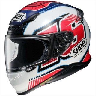SHOEI NXR REPLICA CLUZEL 2019