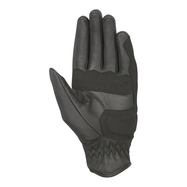 GUANTI ALPINESTARS ROBINSON LEATHER GLOVE NERO - PALMO