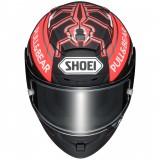 SHOEI X-SPIRIT 3 REPLICA MARQUEZ CONCEPT - FRONT