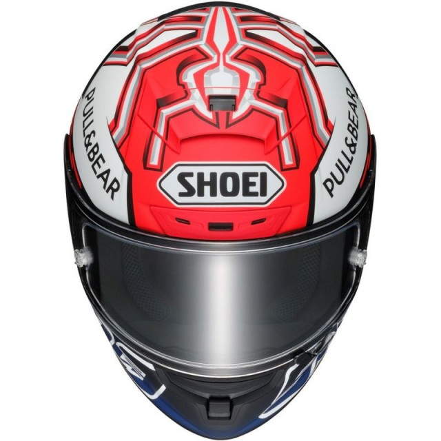 SHOEI X-SPIRIT 3 REPLICA MARQUEZ5 - FRONT
