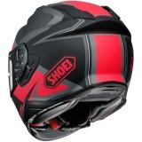 SHOEI GT-AIR 2 AFFAIR RED - BACK