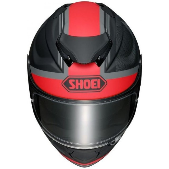SHOEI GT-AIR 2 AFFAIR RED - FRONT