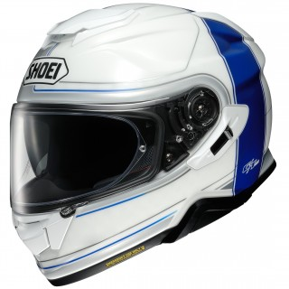 SHOEI GT-AIR 2 CROSSBAR - BLUE
