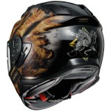 SHOEI GT-AIR 2 DEVIATION - BACK