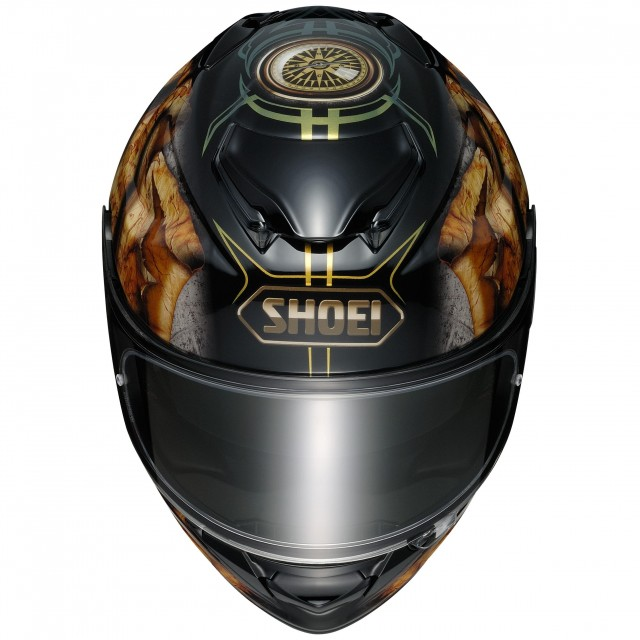 SHOEI GT-AIR 2 DEVIATION - FRONT