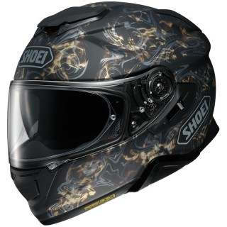 SHOEI GT-AIR 2 CONJURE - BLACK