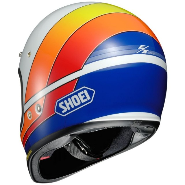 SHOEI EX-ZERO EQUATION - BACK