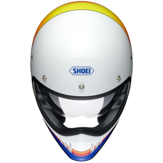 SHOEI EX-ZERO EQUATION - FRONT