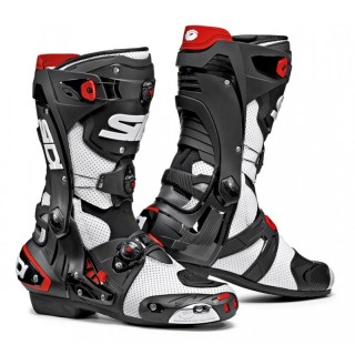 SIDI REX AIR WHITE-BLACK