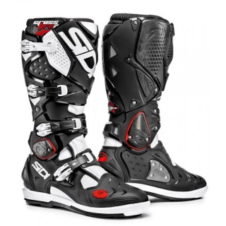 SIDI CROSSFIRE 2 SRS - BLACK WHITE