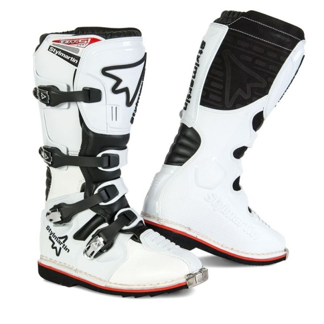 STYLMARTIN GEAR MX - WHITE