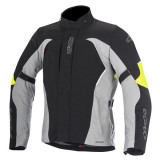 ALPINESTARS ARES GORE-TEX JACKET - BLACK GREY FLUO