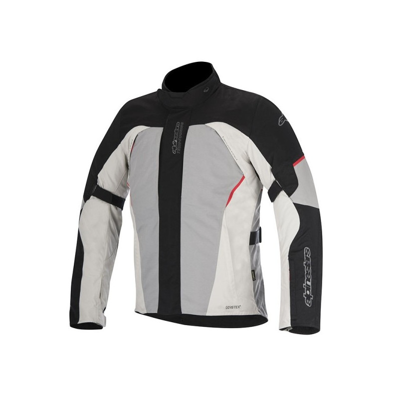 ALPINESTARS ARES GORE-TEX JACKET - BLACK GREY RED