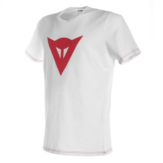 DAINESE SPEED DEMON T-SHIRT - White-Red