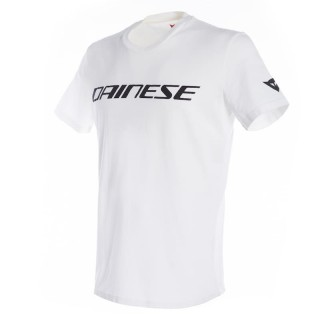 DAINESE T-SHIRT - White-Black
