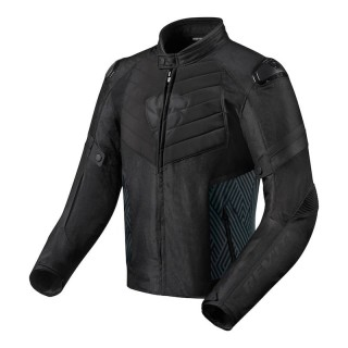 REV'IT ARC H2O JACKET - Black