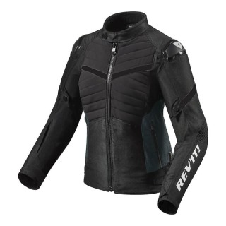 REV'IT ARC H2O LADIES JACKET - Black