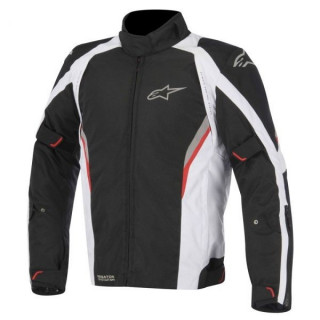 ALPINESTARS MEGATON DRYSTAR JACKET - BLACK WHITE