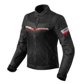 REV'IT JACKET TORNADO 2 LADIES - BLACK