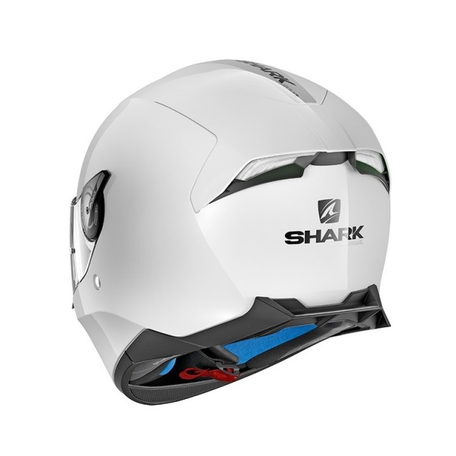 SHARK SKWAL 2 BLANK WHITE - BACK