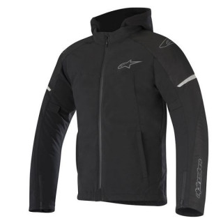 ALPINESTARS STRATOS TECHSHELL DRYSTAR JACKET - BLACK