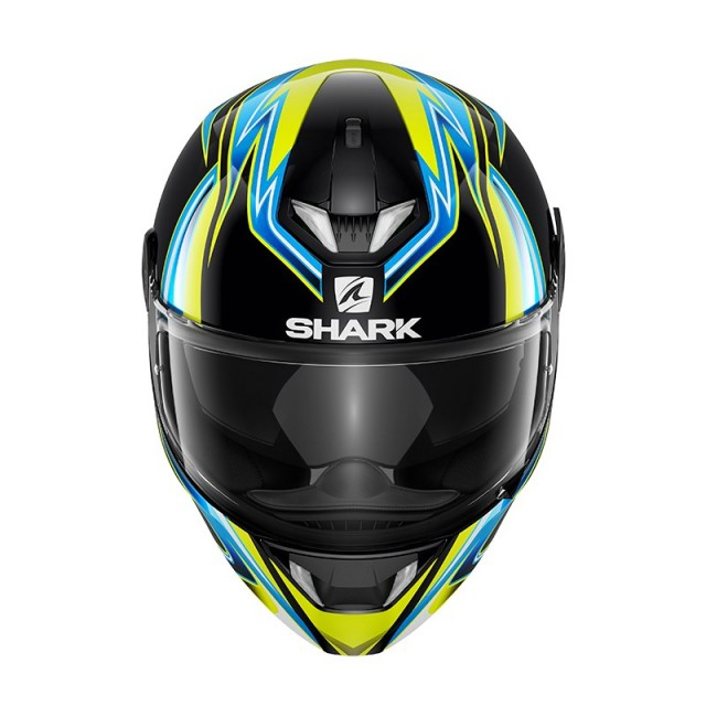 SHARK SKWAL 2 REPLICA SKYES FLUO - FRONT
