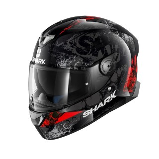 SHARK SKWAL 2 NUK'HEM - BLACK RED