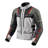 GIACCA REV'IT OFFTRACK - Silver-Red